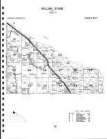 Code 13 - Rolling Stone Township - North, Winona County 2004